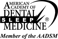 Monkton dentist Craig Longenecker is a member of the AADSM, an organization which provides information and training on sleep apnea treatment.