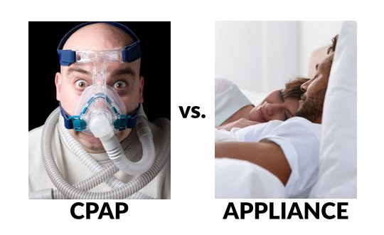 Dr. Craig Longenecker offers CPAP alternatives for patients looking to treat sleep apnea in Monkton.